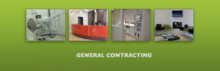 general contracting dental medical